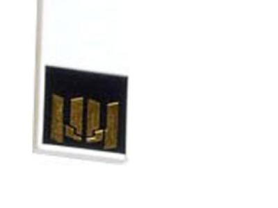 usbdisk qumo sticker 4g white