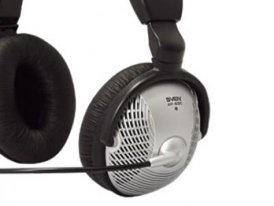headphone sven ap-890+microphone