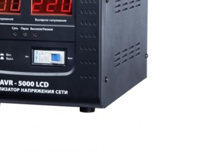 ups stabilizator sven avr-5000 lcd 4000w