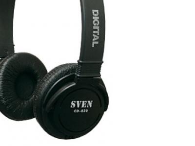 headphone sven cd-830