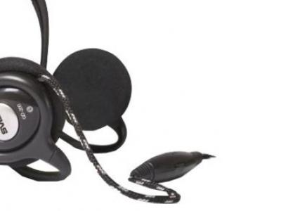 headphone sven gd-200mv+microphone