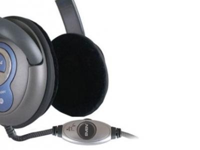 headphone sven gd-910mv+microphone