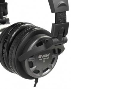 headphone sven hm-100gt+microphone