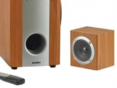 spk sven ms-1060r wooden