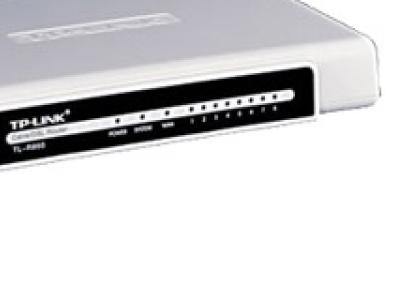 lan router tp-link tl-r860