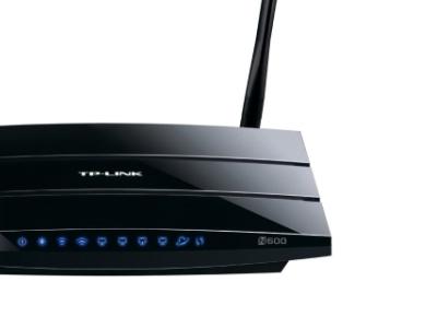 lan router tp-link tl-wdr3600