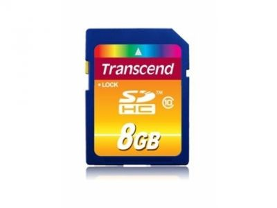 flash sdhc 8g class4 transcend ts8gsdhc4