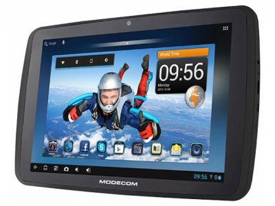 discount tablet modecom freetab 1003-ips-x2 black used
