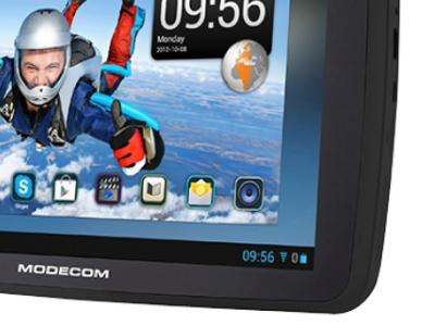 discount tablet modecom freetab 1003-ips-x2 black used