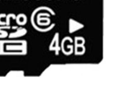 flash microsdhc 4g class6 transcend ts4gusdc6