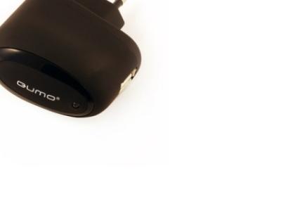 other charger qumo 220v-usb 5v-2a black