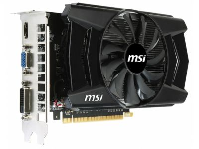 vga msi pci-e n750-1gd5-oc 1024ddr5 128bit box