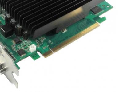 discount vga xpertvision pci-e gf9500gt 512ddr2 128bit silent used