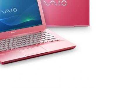nb sony vpcsb3m1r-p i3-2330m 4g 500 pink