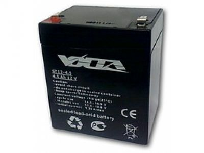 ups battery volta agm st 12v 4-5ah