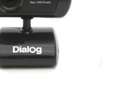 webcam dialog wc-03u black