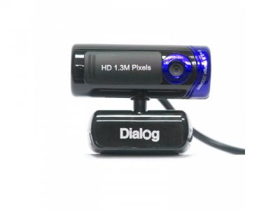 webcam dialog wc-21 black-blue