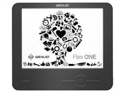 handpc wexler-flex e-book one black