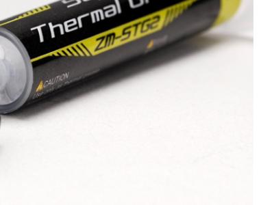 cooler termopasta zalman zm-stg2