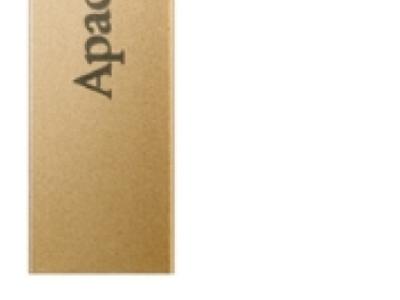 usbdisk apacer ah133 8gb gold