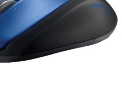 ms logitech m515 blue usb 910-002097