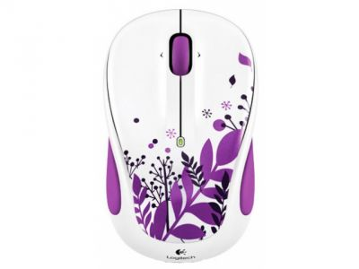 ms logitech m325 purple peac usb 910-004147