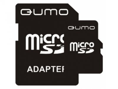 flash microsd 2g qumo yin-yan bez adaptera