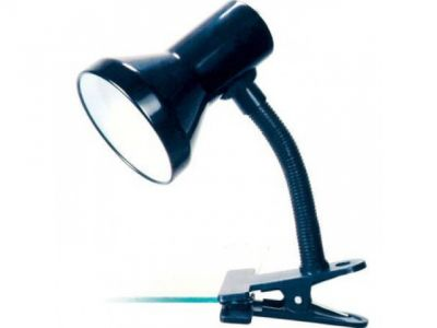 light table-lamp camelion kd-319 black