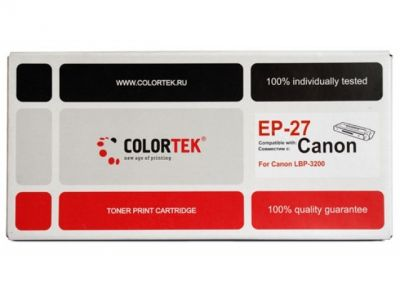 ink cart canon ep-27 colortek