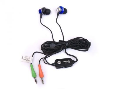 headphone dialog es-270mv blue