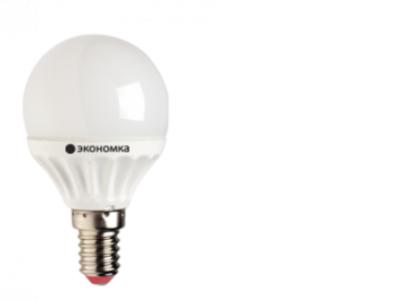 light lamp led ekonomka 3w e1445 glob