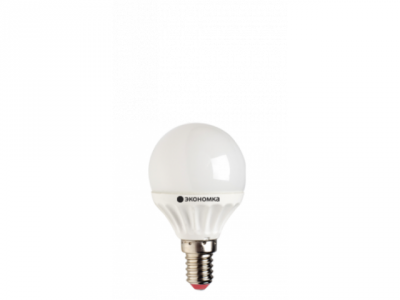 light lamp led ekonomka 3w e2745 glob
