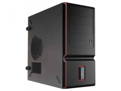case frontpanel inwin c653bl