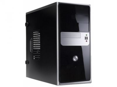 case frontpanel inwin ear019bs