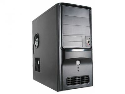 case frontpanel inwin ear011bl