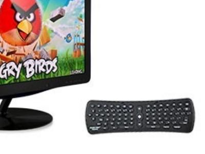discount av media-player igogotv mp188 air mouse+keyboard used