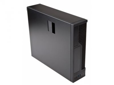 case inwin iw-cf01 black-silver bez bloka