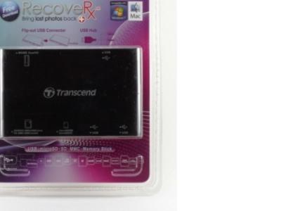 flash cardreader transcend all-in-1 ts-rdp7k black
