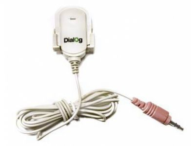 mic dialog m-100w