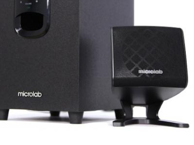 spk microlab m-108 black