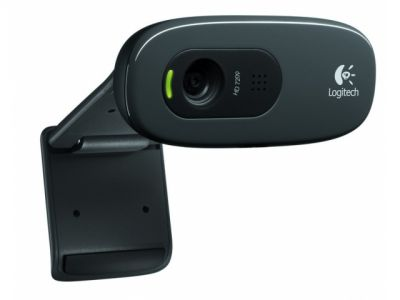 webcam logitech quickcam c270hd 960-000636