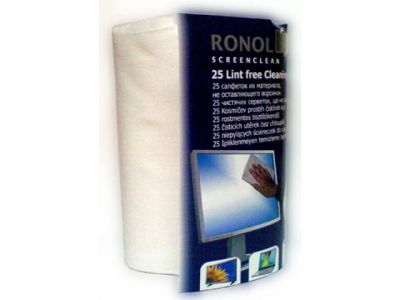 clean wipes ronol 10070 lcd 25
