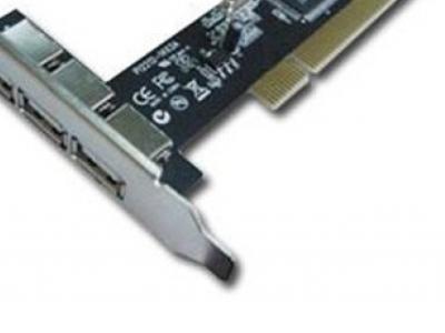 adapter stlab u165 pci usb2 4port