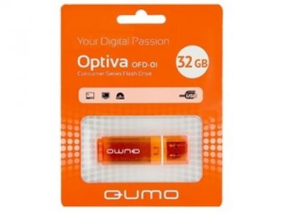 usbdisk qumo optiva-01 32g orange