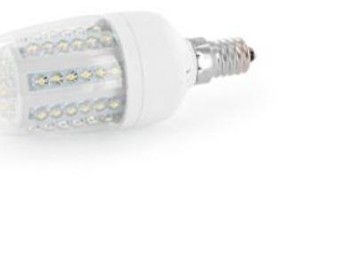 light lamp whitenergy 07560 led c35 60led e14 3w 6000k